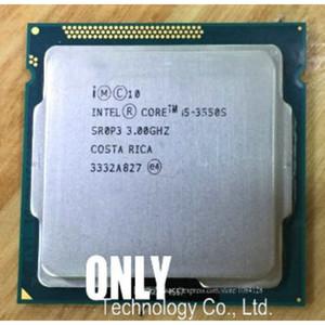 Original i5-3550S i5 3550S CPU Processor 3GHz LGA 1155 65W 22nm Quad core scrattered pieces