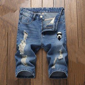 Fashion luxury Mens designer Jeans Hip Hop Pants fog Ripped Biker Slim d2 Fit Motorcycle mens ripped jeans