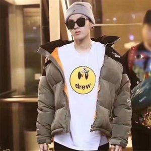 Роскошные мужские Dener T Shirt Mens лета животных печати с коротким рукавом Igh Качество Mens Dener T Рубашка тройников # 790