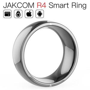 حلقة JAKCOM R4 الذكية المنتج الجديد من الأجهزة الذكية على شكل أقراص التغطيس قضبان ديكور المنزل