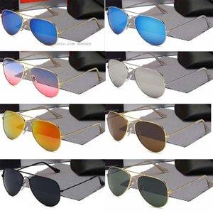 3025 été nouveaux hommes Lunettes de soleil Aviator Pilot Vintage Lunettes de soleil Band polarisants UV400 femmes Lunettes de soleil Wayfarer 2019 2 IiUL #