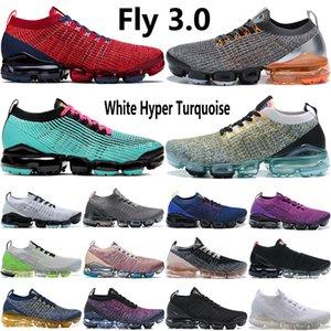 2020 nouvelle mouche 3.0 hommes chaussures de course nobles sud rouge orange totale gris foncé plage vives hommes tricot violet femmes ourdoor Sneakers