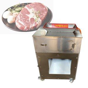 2020 Multifunctional stainless steel frozen fish cube cutting machine chicken dicing machine chicken breast dicer machine