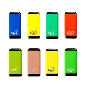 EZZY AIR Disposable Device Pod Kit 450mAh Battery 2.7ml Cartridge Vaporizer Vape Empty Pen 500 Puffs VS bang xl Bar Glow Plus