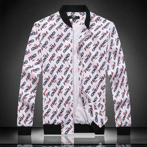 20SS Design Jacket Fashion Trend Men's Coat Coat Letter Printing Luxury Men's Hoodie Casual Pullover Sports Coat Outdoor Windbreaker