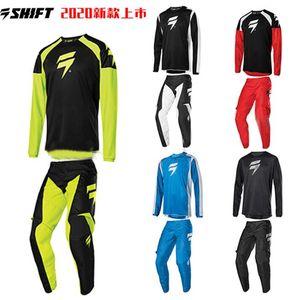 New explosion model 20 SHIFT motorcycle off-road suit tld venue Lindau mountain downhill riding suit spot suit