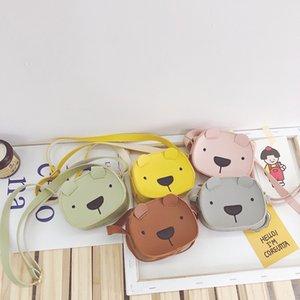 z4p2C Little girl should children's cute cartoon tong bao should er tong bao mini messenger bag Korean fashion baby princess accessory bag m