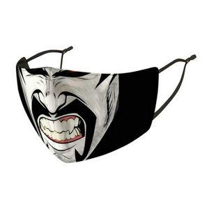 Maschere regolabile Designer e Joker Mask Confortevole Ledger Ledger Strap semplice Heath coprire il volto Very Light Heath mascherina del naso Earloop sJZPR