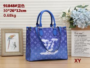 New woven top luxury design handbag luxury handbag clutch bag shoulder bag wallet purse large capacity shopping bag