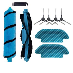 Haushaltsgeräte Staubsauger-Teile Bürstenwalze Mopptuch für Cecotec Conga Serie 4090 5090 Staubsauger Reinigungsbürste Rollenteile