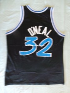 Champion Sewn Shaquille O'Neal #32 Shaq jersey vintage 90s Mens Vest Size XS-6XL Stitched basketball Jerseys Ncaa