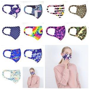 Модные Полиграфическая Маски Мужские и женские Dust Рот маска дышащий маска Многоразовый моющийся уха маска T3I5954