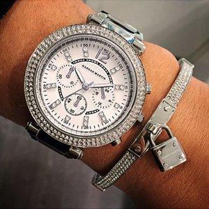Watches Women Waterproof Fashion Classic Diamond Ladies Gift Dress Quartz Shockingproof Business Relogio Feminino