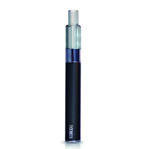 Komodo Vtank-X Vape Pen Kit 280mAh bateria de carregamento USB Dica de vidro 0,3 ml 0,5 ml cerâmicos Aquecimento recarregáveis Vape Cartucho Heavy Metal Testado