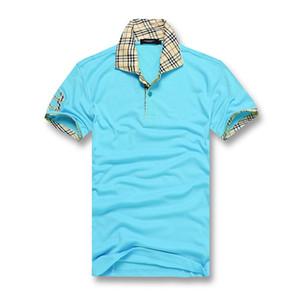 2020 Das T-Stück beiläufige einfache Straße Skateboard KITH T-Shirt der Frauen Männer Sommer mit kurzen Ärmeln BURBERRY