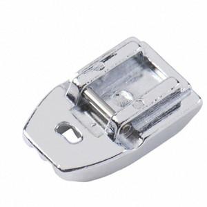 Verdickte Metall Nähmaschine zu Hause Ersatz-Zubehör Haushalt Zipper Industrie Invisible Presse Fuß ISAB #