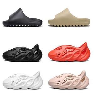 Mode Kanye West Slides Damen Herren Kinder Hausschuhe 450 Haus im Freien Sommer-Plattform Sandalen Wandern Jogging 29-45