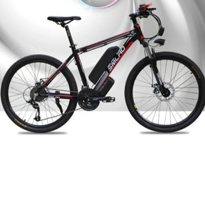 26 inch mountain bike lithium battery 48V 15ah 350W 27 speed electric bicycle rockwheel
