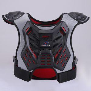 cross-country equipamentos de proteção no peito armadura roupa da motocicleta equitação armadura infantil