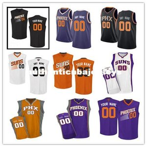 Cheap Custom basketball Jersey customize Any number any name Stitched Personalized Black purple Orange White Mens Youth Women vest Jerseys