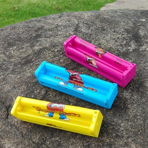 프리미엄 110MM 플라스틱 담배 담배 압연 기계에 대한 킹 사이즈 용지 쉬운 수동 흡연 롤러 담배 메이커