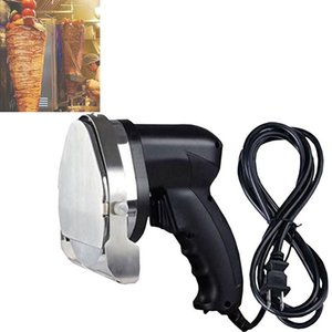 Newly-launched barbecue slicer commercial electric barbecue knife Shawarma knife handheld barbecue beef cutting machine gyro knife