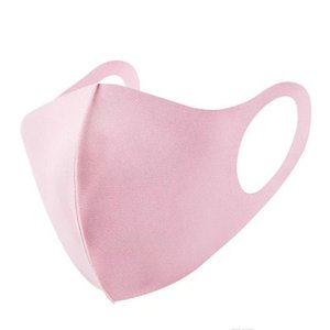 DHL Black Pink blue Face party Mask Anti Dust Fog Face Mouth Masks Dust-proof Breathable Washable Prevent Droplets From Spreading
