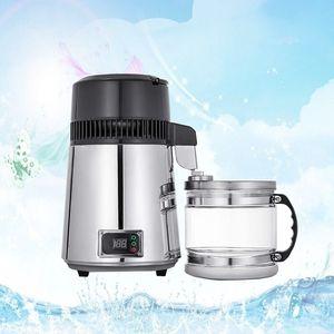 1L Pure Water Filters Destilador eléctrico del acero inoxidable del hogar purificador de agua destilada carcasa del filtro de agua de la máquina