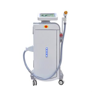 Popular 808 Diode Laser Permanent Hair Removal Machine Laser Hair Removal Beauty Machine 808nm For All Types Hair Removal Free Shipping