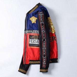Vestes classique Plaid hommes Manteau Bomber Slim Fit Mens Fashion Jackets Hiphop Streetwear Homme Veste coupe-vent de base-ball pour les hommes