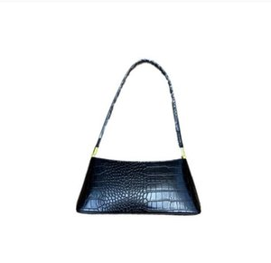 Vintage Alligator Pattern Women Small Messenger Handbags Women Shoulder Bags Retro Split PU Leather Bags Bolsa Mujer