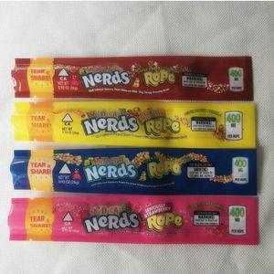 2016 Nerds Rope Exotic Car Packaging Three Edge Sealing Bag Exotic Mini Deodorant Polyester Foil Food Package Candy Bag Nerds Rope pt2009 kK