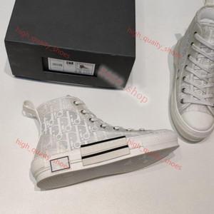 r B23 canvas shoes 2020 sapatas de lona impressas nova edição limitada costume, forma versátil sapatos altos e baixos, com embalagem original tamanho do sapato 35-45 Xshfbcl