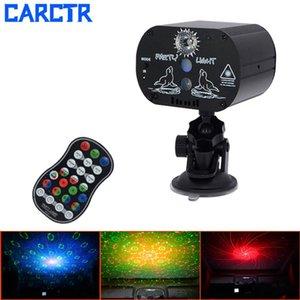Автомобиль Звездное небо проекции декоративного света Remote / Sound Control Timing Вращающийся партии Свет звезды лазера Свет Атмосфера лампы