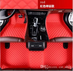 Adatto per 2007-2020 Jaguar E-Pace F-Pace F-Type tappetini auto di lusso XE XF XJ XK