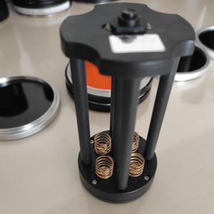 Ateşe Tilkiler Xenon El feneri Özel ampul 18650 Pil raf FF2 FF3 FF4 için de kullanılabilir