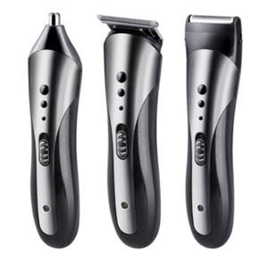 3 in 1 Waterproof Beard Hair Nose Trimmer Multifunctional Electric Grooming Hair Clipper Cut Machine For Men Electric Shavers