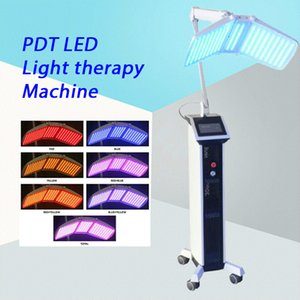 2020 Powerful Piranha Lamp PDT LED Light Therapy LED Facial Machine For Wrinkle Removal Acne Removal 7 Colors Photon Led Skin Rejuvenation