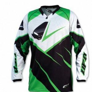 MTB2020 Motorrad Trikots Motorrad Berg Motocross Jersey-T-Shirt Kleidung hUgv #