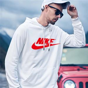 дизайнер мужской рубашки поло 2020 Мужчины с капюшоном толстовки высокого качества Туман ESSENTIALS Reflect Одежда Модельер Tops NIKE