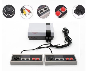 Source factory new mini hottest classic home TV games consoles video handheld devices for NES 620 500 with retail box by UPS