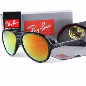 YUN`UX Пользовательские Открытый Солнцезащитные очки Мужчины YU9096 поляризованные Iridium объектива Солнцезащитные очки с розничной упаковке Бесплатная доставка