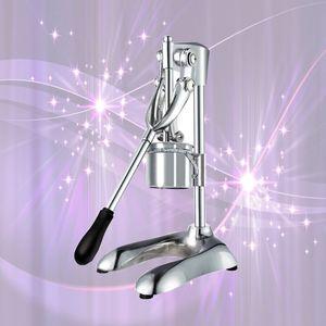 yeni ticari 30cm delik patates kızartması makinesi manuel patates kızartması makinesi süper uzun kızartması makinesi