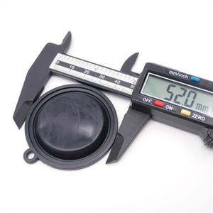 Heizung Teile 10 PCS OD 52mm Gas-Warmwasserbereiter Druck-Membran Zubehör Wasser Gas Linkage Ventilteile