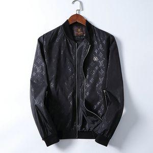 womens Mens Designer Hooded Jackets Windbreaker Sportswear New Spring Autumn Casual Jacket Medusa Clothing Slim Jacket Zipper Stylist