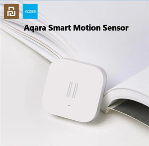 Youpin Original Aqara Smart Motion Sensor Smart Home Vibration Detection Remote Alarm Work with Mijia APP From Xiaomi Eco-System 3007938C7