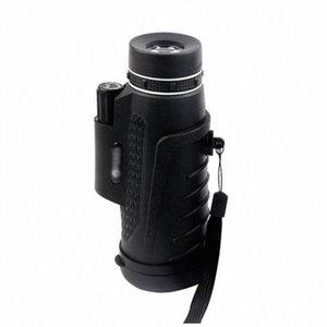 MOGE 40X60 high-definition dual-tone binoculars outdoor low-light night vision camera telescope NzXh#