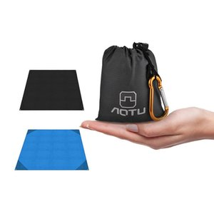 Pad Tent Mat Portable Wearresistant Storage Bag Sleeping Gear Replace Hiking And Camping Camping & Hiking Outdoor Bbxb#