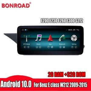 Android10.0 Car GPS Navigation Multimedia Player para Classe E W212 E200 E230 E260 E300 S212 dvd 2.009-2.020 carro