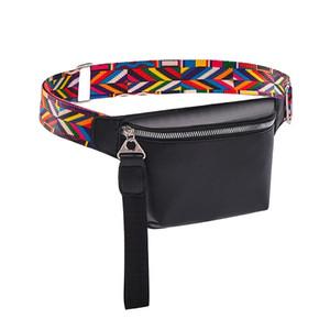 Leather black Waist Bag Women Designer Fanny Pack Fashion Belt Bag Female Mobile Packs Fahionable & Beautiful Waist Bags